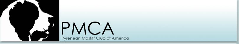 pyrenean mastiff club of america